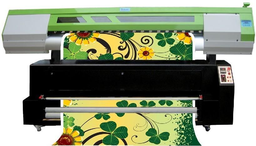 Heat Transfer Printer_Digital sublimation printing